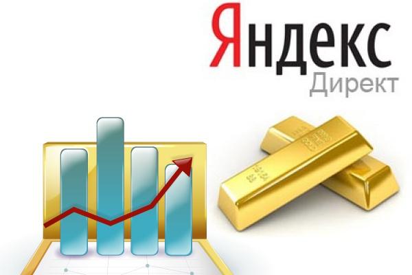 настрою РК в Яндекс Директ 1 - kwork.ru