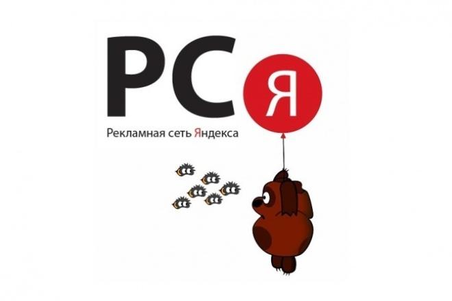создам компанию в РСЯ 1 - kwork.ru