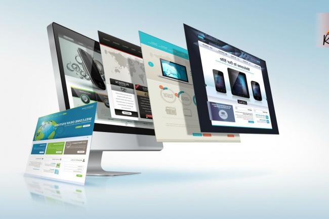Создам сайт на Wix 1 - kwork.ru