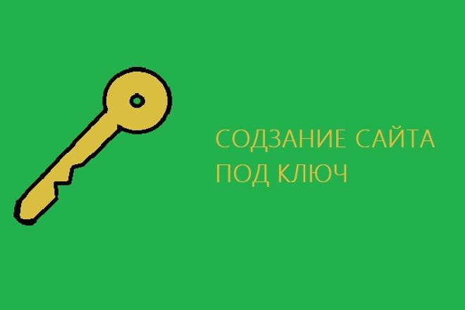 Сделаю сайт на заказ 1 - kwork.ru
