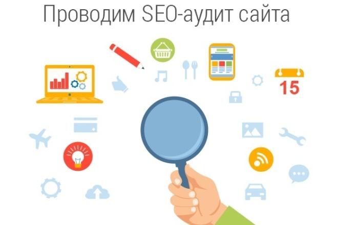 проведу комплексный seo-аудит Вашего сайта 1 - kwork.ru