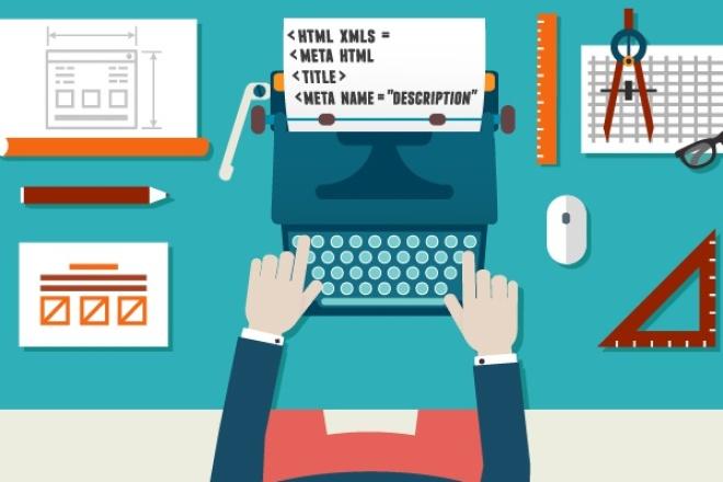 сверстаю LandingPage по вашему дизайну 1 - kwork.ru