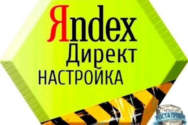Профессиональная настройка Яндекс. Анализ. Экономия бюджета до 35% 1 - kwork.ru