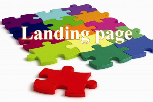 Сделаю копию одностраничного сайта Landing Page 1 - kwork.ru