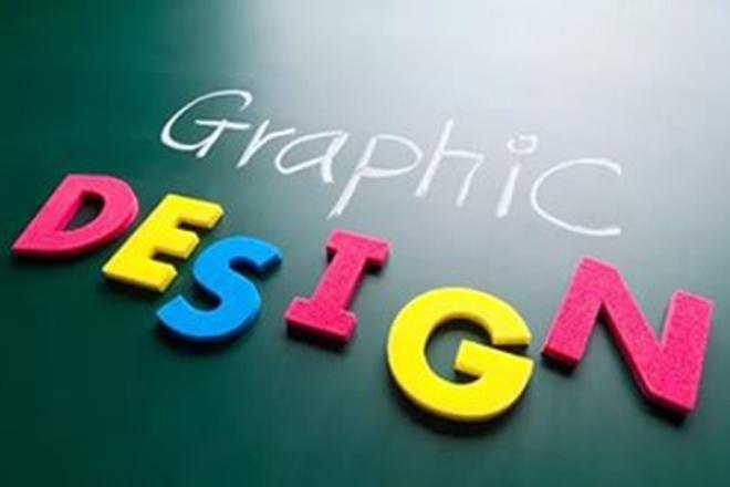 Профессиональный графический дизайн Вашей рекламы 1 - kwork.ru