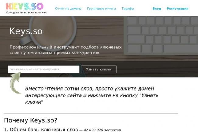 Узнайте запросы Ваших конкурентов (15 сайтов) 1 - kwork.ru