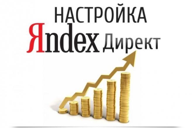 Настройка контекстной рекламы Яндекс.Директ [200 объявлений] 1 - kwork.ru