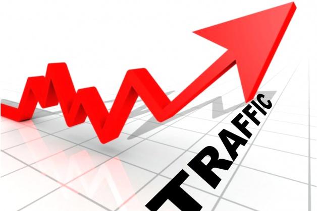 Приведу тонны трафика на ваш сайт(10.000 уников) 1 - kwork.ru