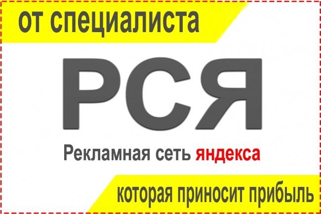 Создам 140 объявлений в РСЯ за 1 кворк+введение кампании в подарок 1 - kwork.ru