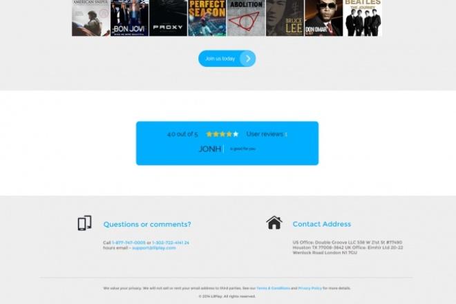 разработаю дизайн для сайта и не только для сайта 7 - kwork.ru