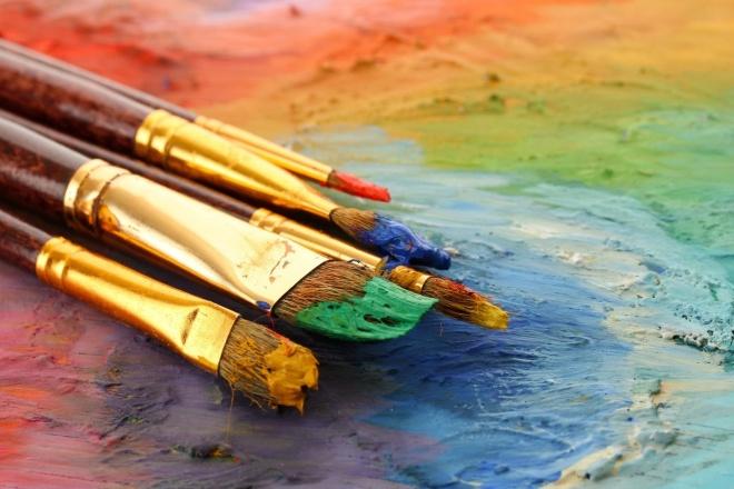 Нарисую иллюстрации, эскизы, рисунки 1 - kwork.ru