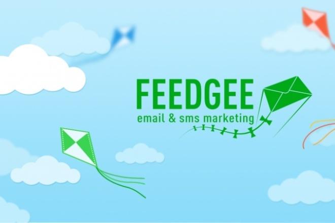 Сделаю до 2 рассылок на 3000 подписчиков Feedgee 1 - kwork.ru