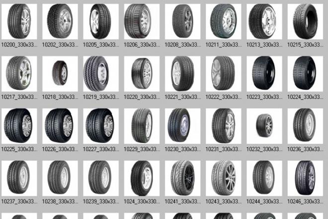 продаю базу данных для подбора шин по марке для авто 2016 1 - kwork.ru