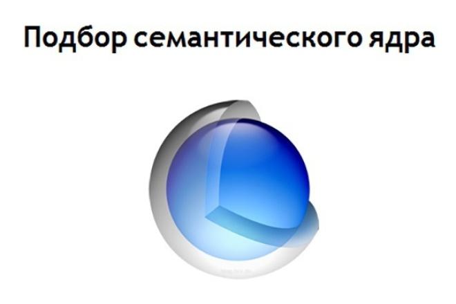 Сделаю семантическое ядро для вашего сайтаСемантическое ядро<br>Быстро соберу качественное семантическое ядро для Вашего сайта , которое включает в себя все возможные ключевые запросы с частотностями [WS] и  [WS]. В работу также входит очистка от нулевых запросов , прогон запросов по стоп-словам и машинная группировка по желанию заказчика. В случае, если вы просите группировку, я пришлю вам результат в двух файлах (с группировкой и без). Работаю только с лицензионным софтом. Заказ будет выполнен в самые сжатые сроки, быстрее, чем заявлено.<br>