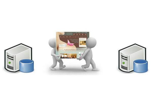 Перенесу сайты на другой хостинг/сервер или домен под ключ 1 - kwork.ru