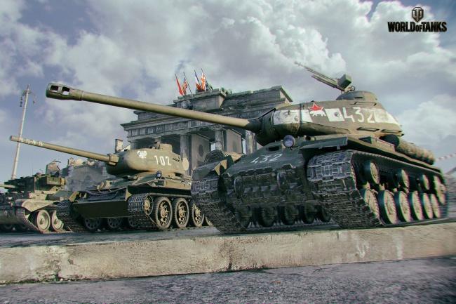 Прокачаю аккаунт в World of Tanks одну ветку до 8 лвл 1 - kwork.ru