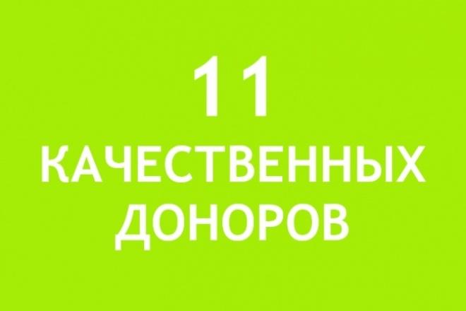 Размещу вашу ссылку на 11 жирных сайтах из ЯК/DMOZ 1 - kwork.ru