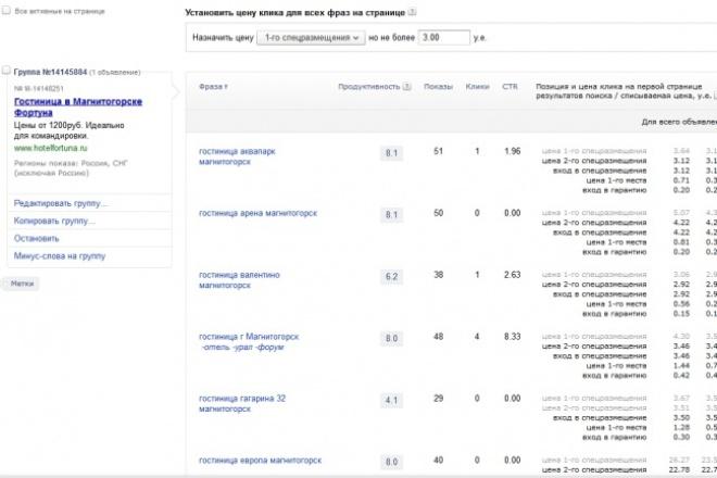 Настрою рекламную кампанию в яндекс.директ и google.adwords 1 - kwork.ru