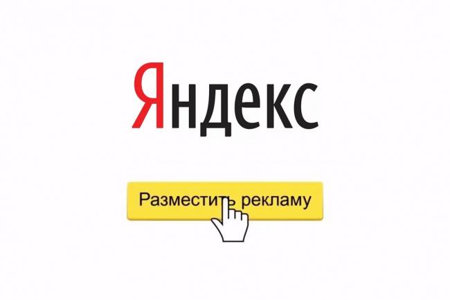 Настойка Яндекс Директ 1 - kwork.ru