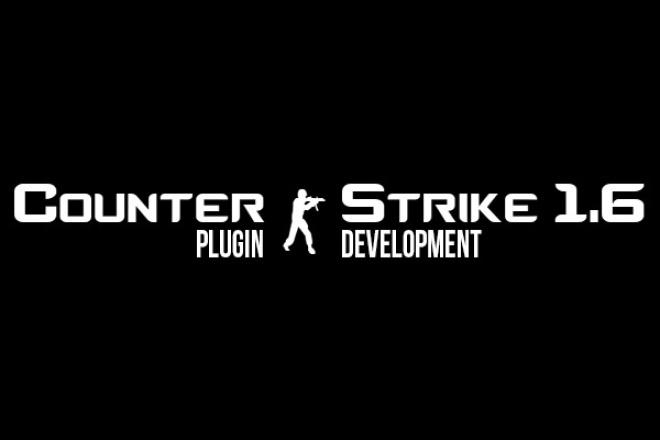Разработка плагина для Counter-Strike 1.6Разработка игр<br>Разработаю или модифицирую существующий плагин для игрового сервера Counter-Strike 1.6 (модуль AMXModX)<br>