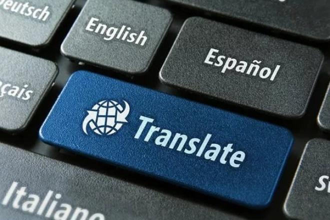 Перевод текстаПереводы<br>Переведу любой текст с английского на русский и с русского на английский. (до 3000 символов), время работы: не более 2х дней.<br>