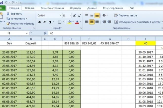 Таблицы в ExcelПерсональный помощник<br>Создам в екселе таблицы или приведу их в нормальный вид, если надо чтобы считало и выдавало результат - все сделаю. В один кворк не более 10-ти таблиц.<br>