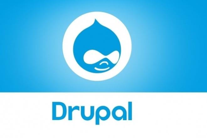Разработаю модуль для DrupalСкрипты<br>Разработаю модуль для Drupal 5/6/7/8. Интеграции, модули для сообществ, etc Почему я: Опыт 10 лет Большой опыт нестандартных проектов<br>