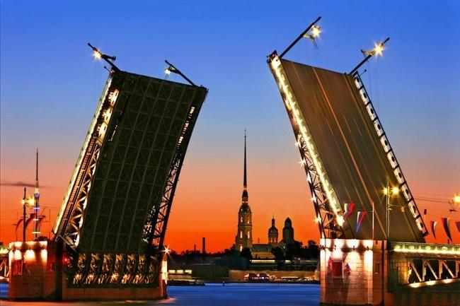 Составлю увлекательный маршрут для поездки в Санкт-Петербург 1 - kwork.ru