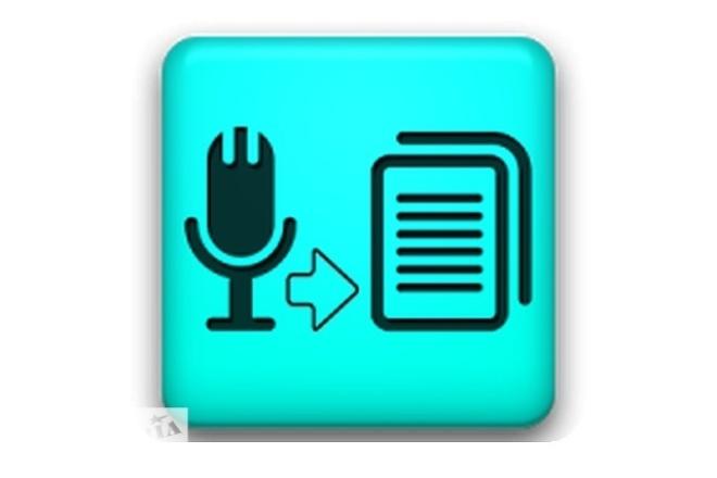 Сделаю транскрибацию, перевод из аудио и видео в текст 1 - kwork.ru