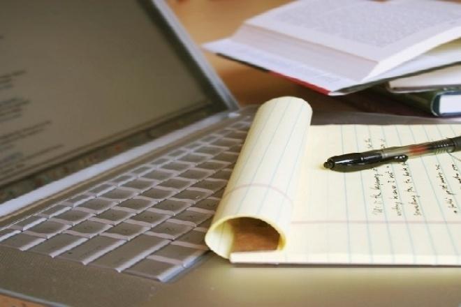 Написание, оформление и публикация статей на вашем сайте 1 - kwork.ru