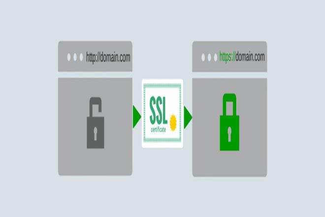 Настройка SSL https для OpenCart 1 - kwork.ru