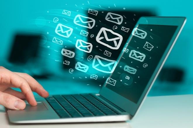 Массовая email рассылка на 20 тыс писем 1 - kwork.ru