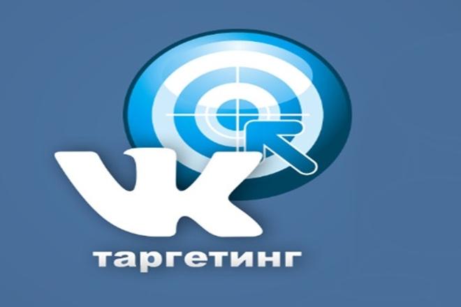 Создам и настрою Таргетированную рекламу ВК 1 - kwork.ru