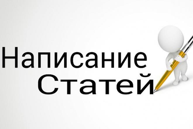 напишу статью о ремонте 1 - kwork.ru