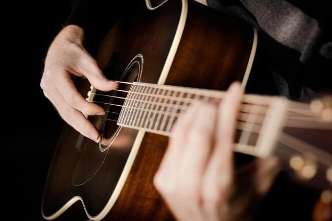 Подберу любую мелодию на гитаре 1 - kwork.ru