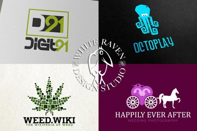 Логотип эмблема 1 - kwork.ru