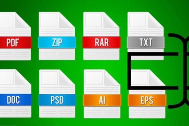 Переведу из PDF в любой формат OfficeРедактирование и корректура<br>Переведу из формата PDF в любой формат Microsoft Office (Word, Exel, PowerPoint и т.д.) в течение дня, в зависимости от объема исходного материала и занятости (от 2-х часов).<br>