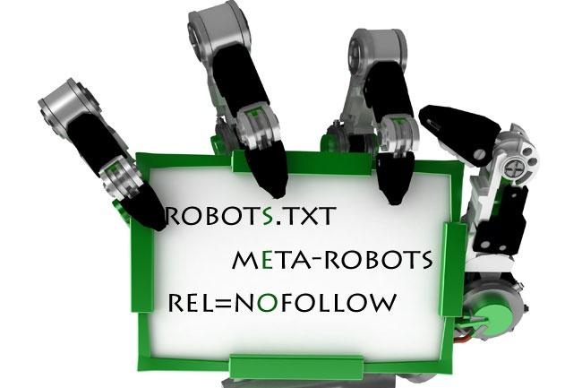 Сделаю правильный Robots.txt 1 - kwork.ru