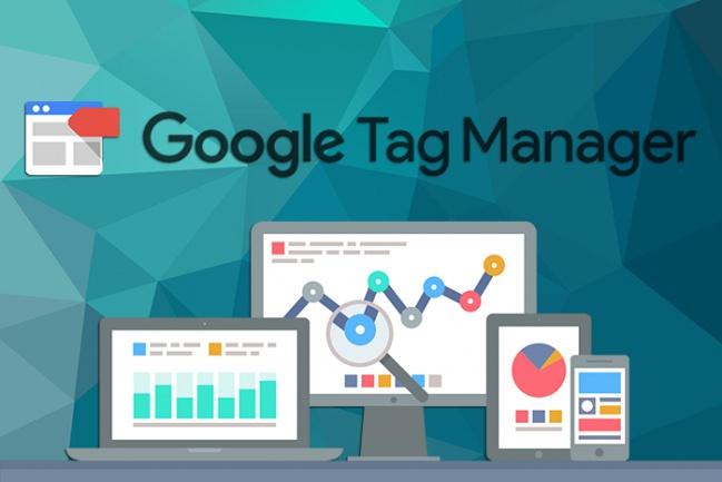 Установлю Google Tag Manager 1 - kwork.ru