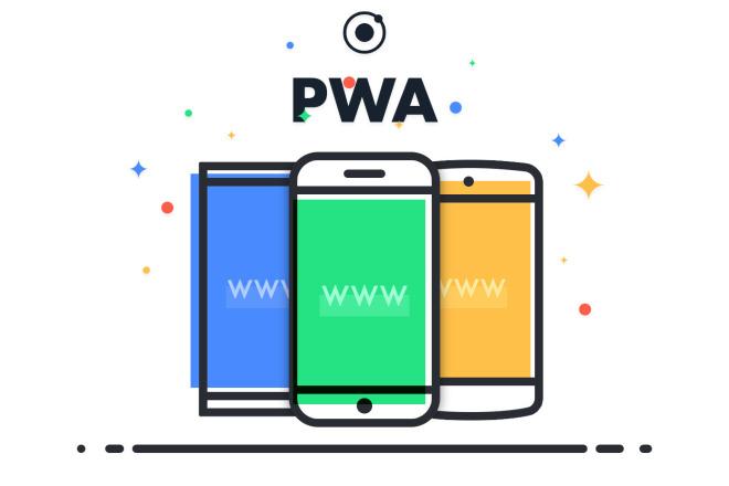 Создам прогрессивное мобильное приложение для сайта 1 - kwork.ru