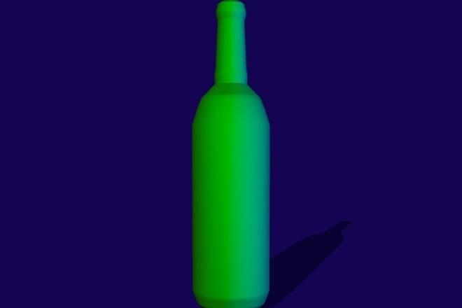 сделаю любую 3D модель 1 - kwork.ru