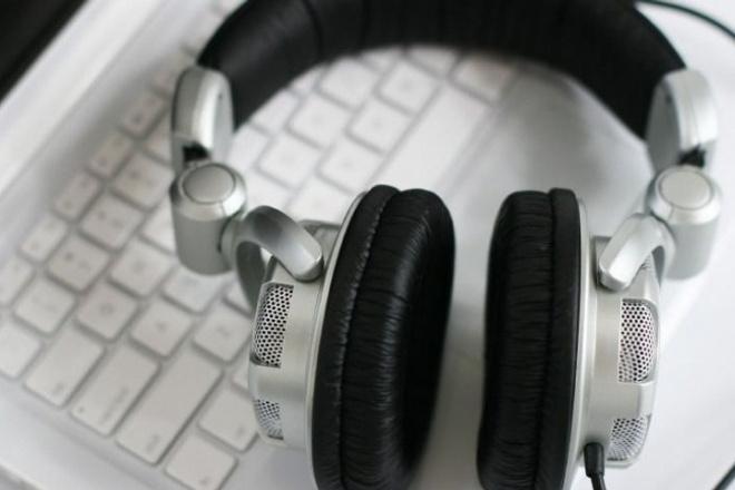 Транскрибация. Переведу аудио и видеоматериалы в текст 1 - kwork.ru