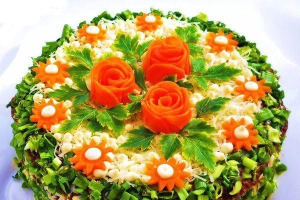Поделюсь идеями украшения блюдРецепты<br>Поделюсь идеями оформления блюд для Вашего праздничного стола. Удивите своих близких своим мастерством!<br>