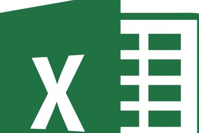 Создам или отредактирую таблицу в Microsoft ExcelПерсональный помощник<br>Создам или отредактирую готовую таблицу в Excel. Наполню необходимой информацией. Создам необходимые формулы для автоматического расчета данных. Графическое оформление таблицы - заливка ячеек, выделение текста, графики.<br>