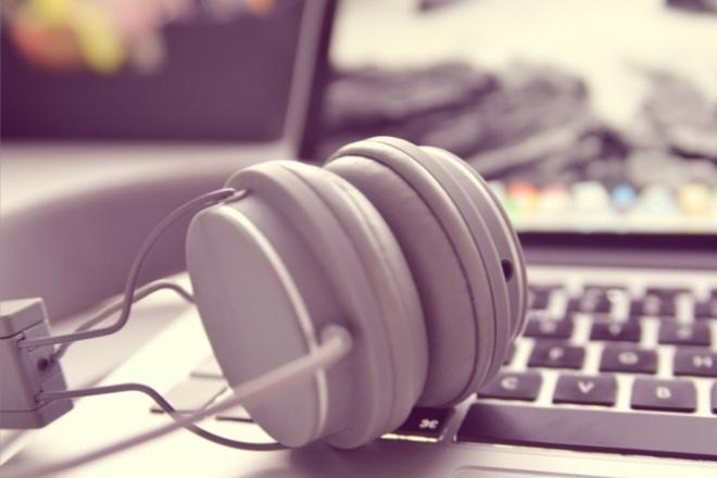 Расшифрую аудио или видео в текст 1 - kwork.ru