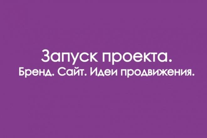 Создание сайта и интернет-маркетинг 1 - kwork.ru