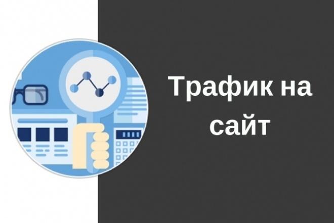 Трафик по ключевым словам из поисковых систем 1 - kwork.ru