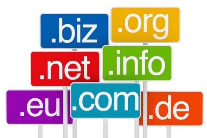 Подберу и помогу зарегистрировать доменное имя 1 - kwork.ru