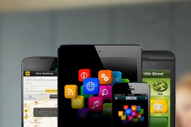 Разработка мобильных приложений 1 - kwork.ru