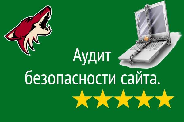 Аудит безопасности Wordpress 1 - kwork.ru